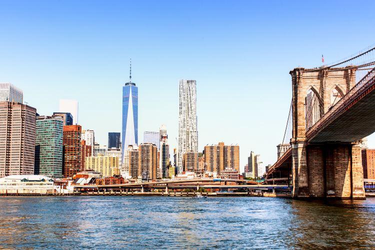 布魯克林大橋1