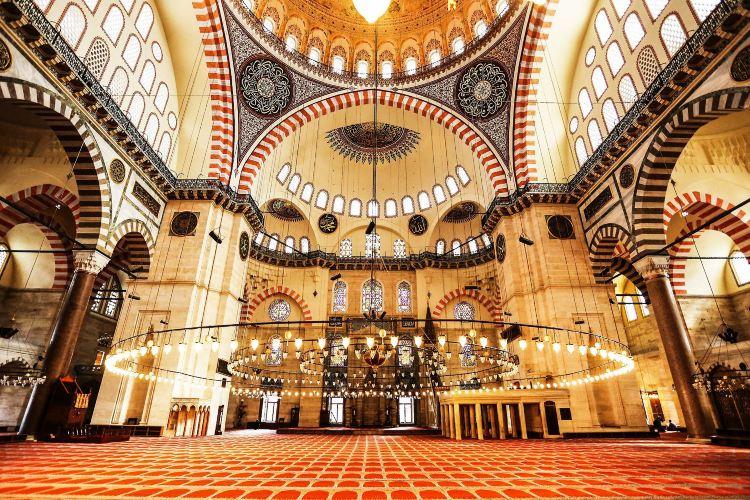 Suleymaniye Mosque2