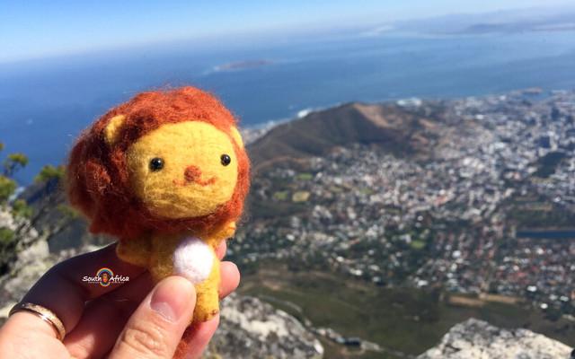 【南非】去彩虹的尽头看看海