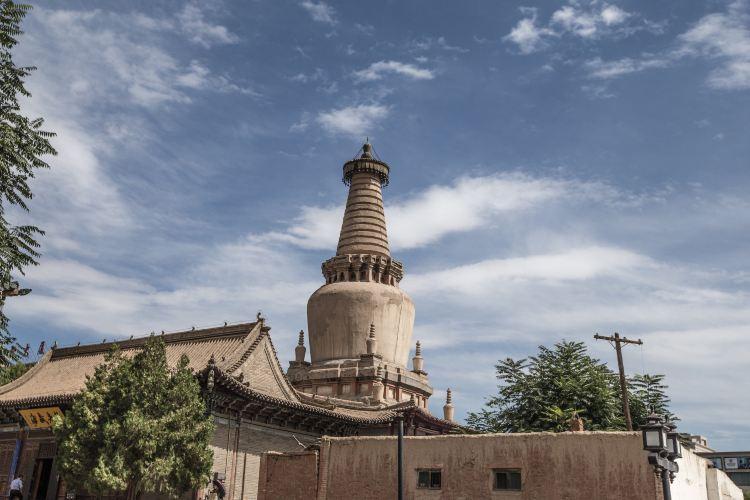 張掖大佛寺1