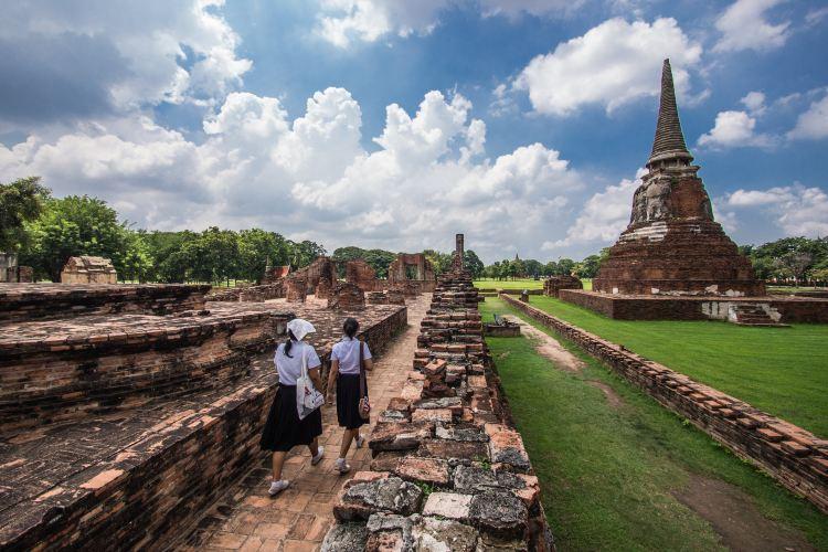 Ayutthaya Historical Park3