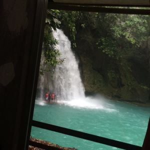 嘉华山瀑布旅游景点攻略图
