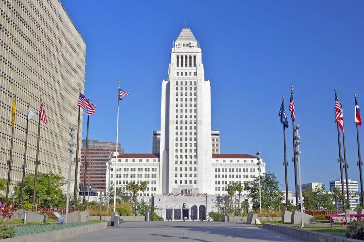 洛杉磯市政廳2