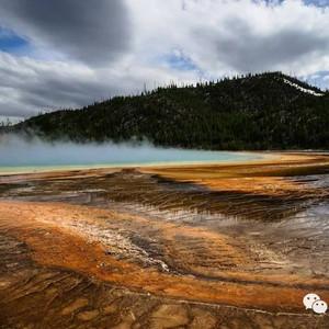 盐湖城游记图文-地球的呼吸 · 野性黄石