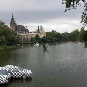 城市公园旅游景点攻略图