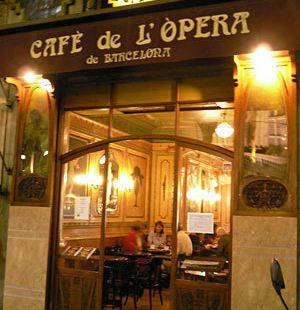 CAFE DE L'OPERA
