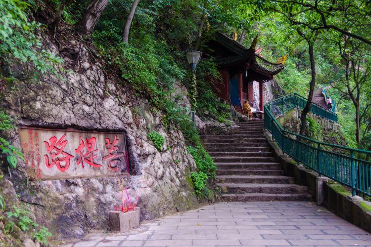 첸링산 공원3