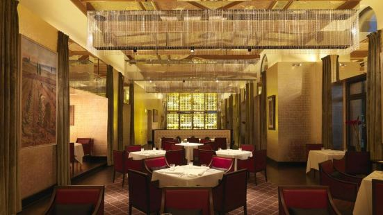 The Restaurant-The Dolder Grand Zurich- the Leading Hotels