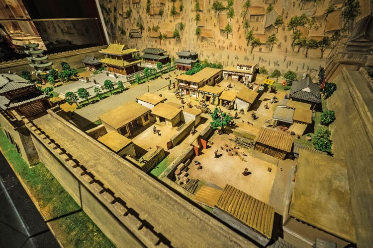 칭하이 성 박물관3