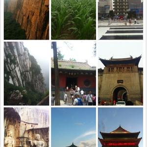 黄南游记图文-河南、陕西的疯狂半个月自助游(附超详细攻略)