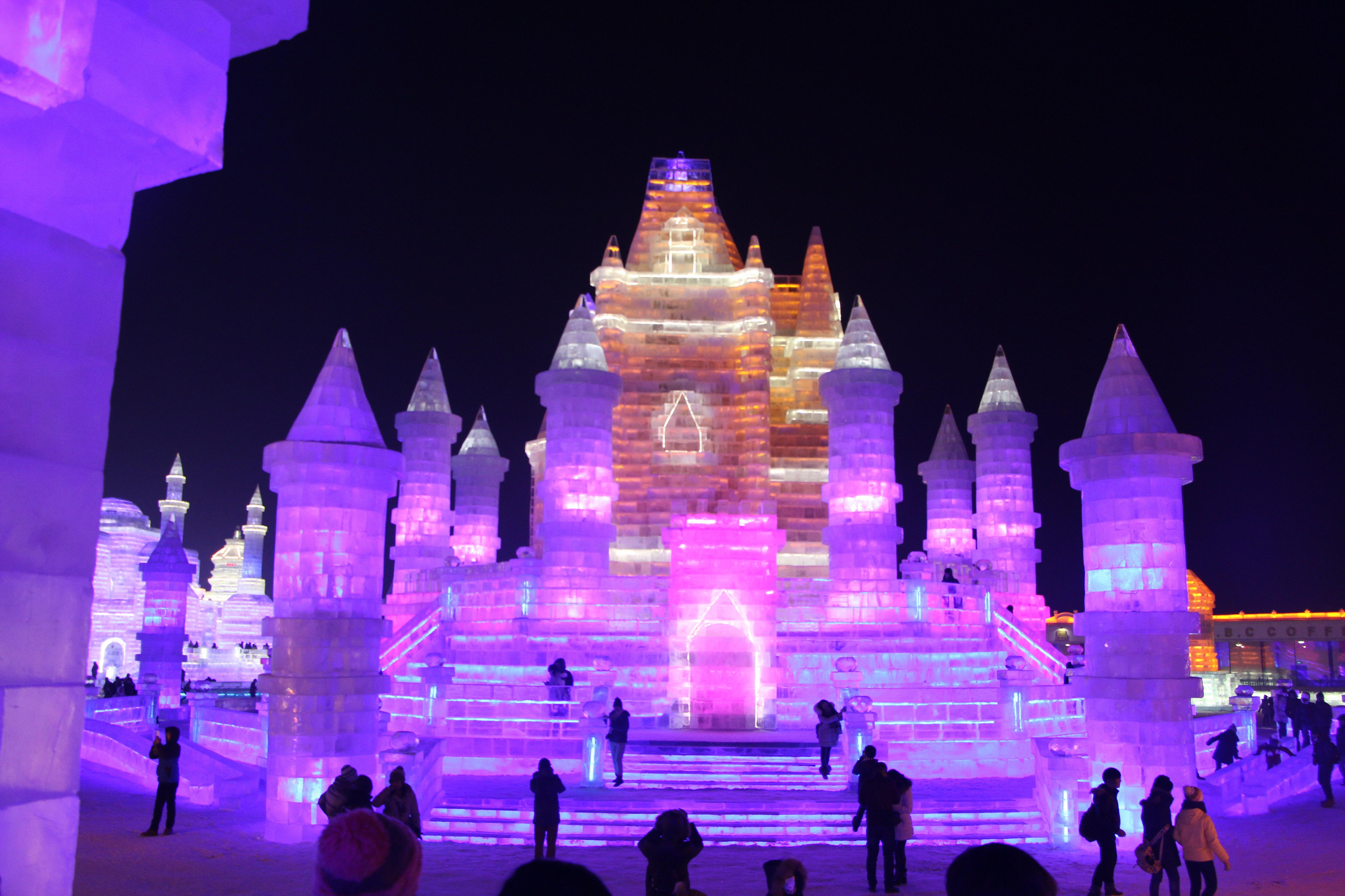 去哈尔滨冰雪大世界_【携程攻略】哈尔滨哈尔滨冰雪大世界景点,冰雪大世界真的很 ...