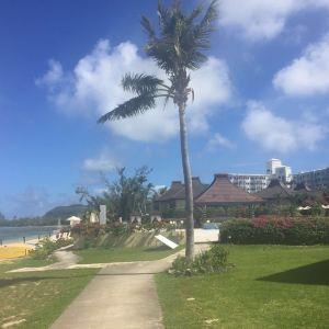宝宝海滩旅游景点攻略图