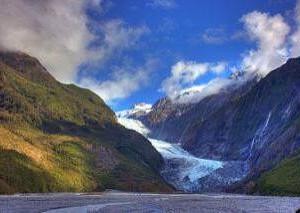 普那凯基游记图文-阿尔卑斯丛山观光 福克斯冰河之旅