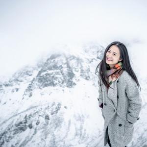 黑水游记图文-穿越冰川 仰望银河 全球海拔最高索道,带你触碰冰雪浪漫