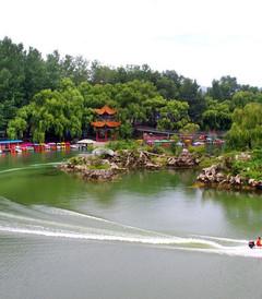 [林州游记图片] 清泉涓流万泉湖