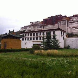 红宫旅游景点攻略图