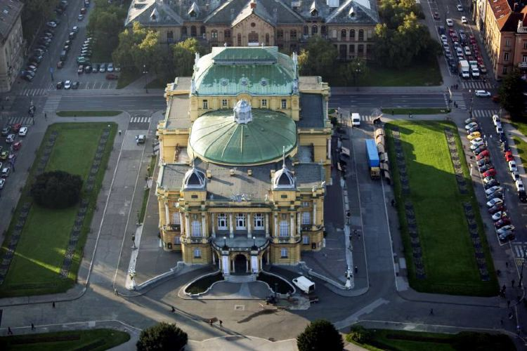 The Croatian National Theater3