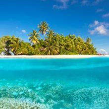 宁静岛图片