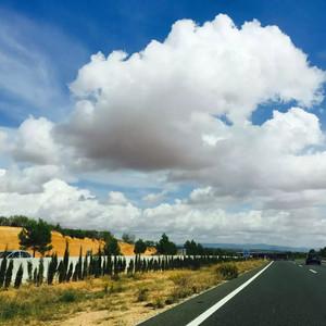 卡斯蒂利亚-莱昂游记图文-畅游在伊比利亚的云海之中-西班牙、葡萄牙12日自驾之旅