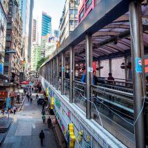 香港影视取景地