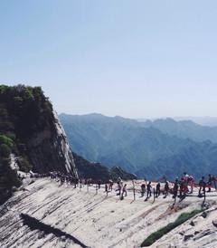 [华山游记图片] 西京长安