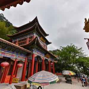 桂平游记图文-#我的2015#【桂平西山】感悟广西佛教文化的厚重