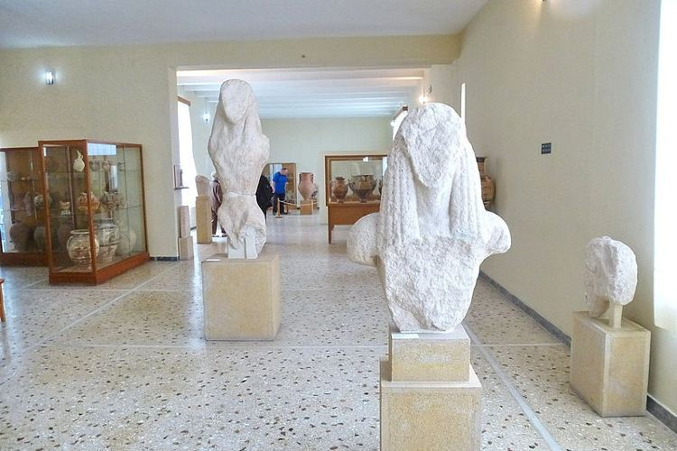 Archaeological Museum Fira