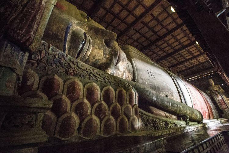 Zhangye Buddhist Temple1
