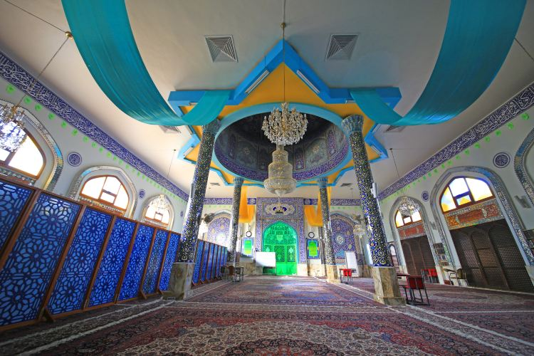 Iranian Mosque3
