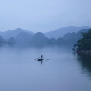 清镇游记图文-美丽的贵州之高原双姝——红枫湖,百花湖