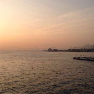 维多利亚港旅游景点攻略图