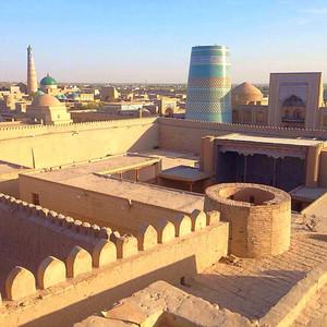 哈萨克斯坦游记图文-哈萨克斯坦和乌兹别克:丝绸之路的延伸