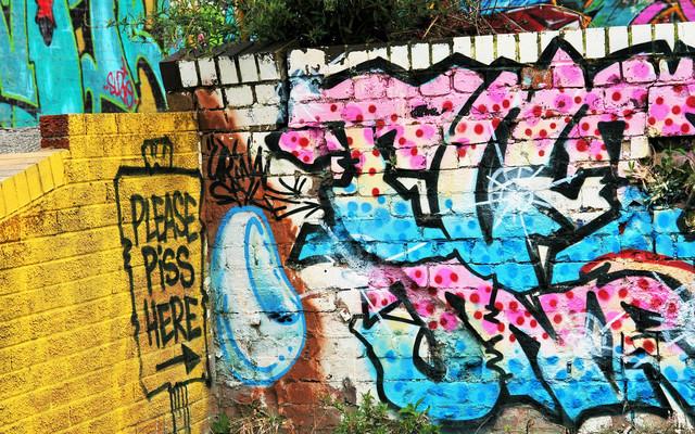 从街头涂鸦看利物浦的个性