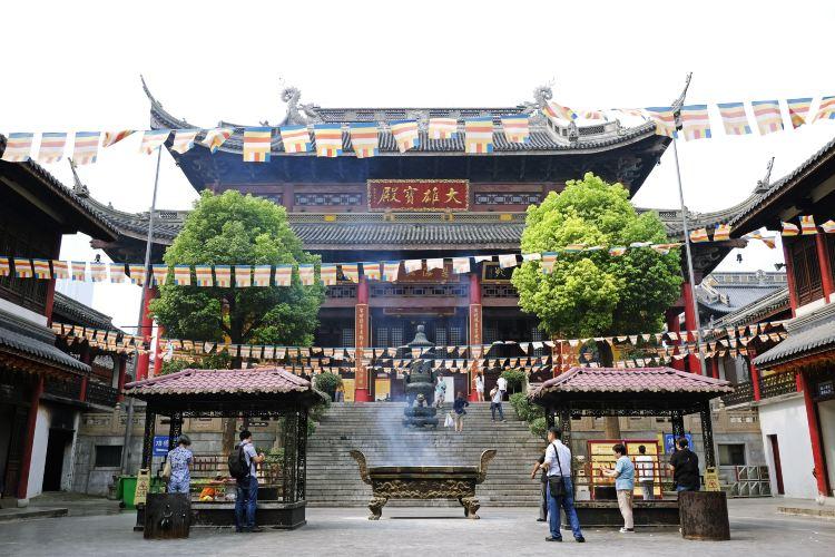 Nanchan Temple1