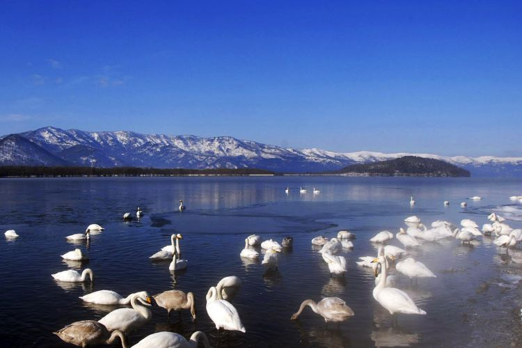 Sunayu Lake Kussharo1