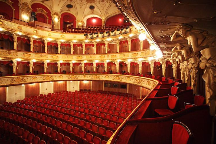 The Croatian National Theater2