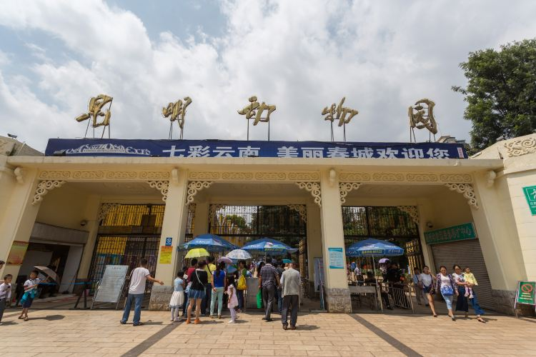 Kunming Zoo1