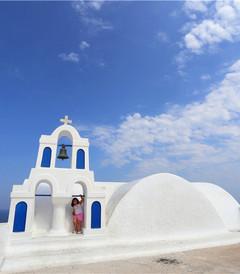 [雅典游记图片] 走走又停停,蓝蓝的慢生活~ 希腊最全十日自由行攻略,百张美图不可错过哟~