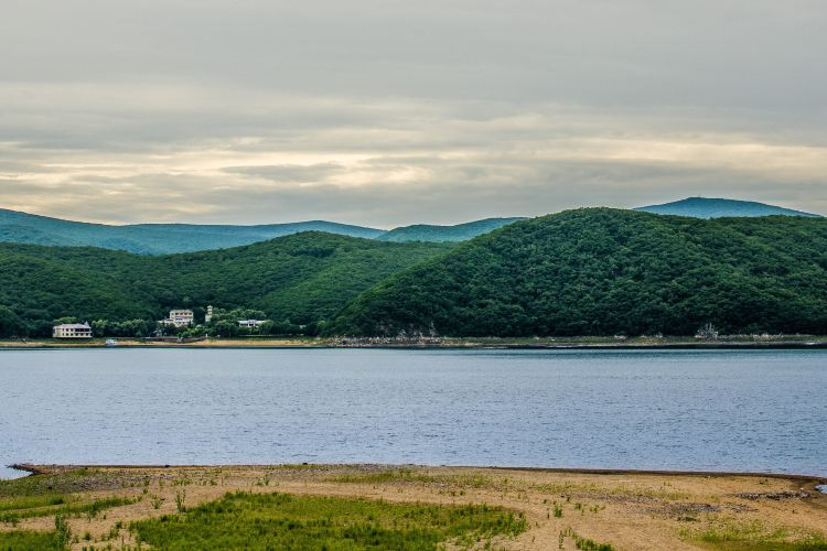 鏡泊湖風景區1