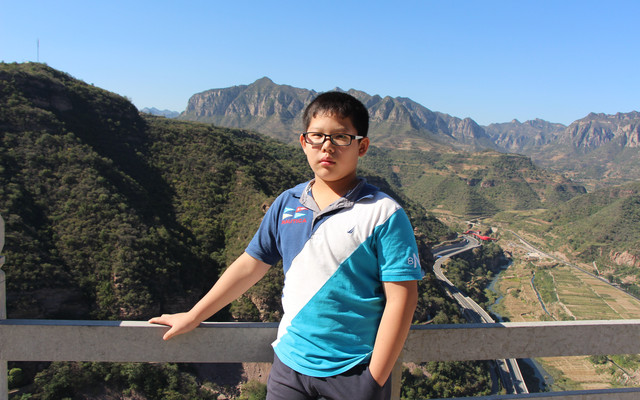 2015国庆太行自驾游记