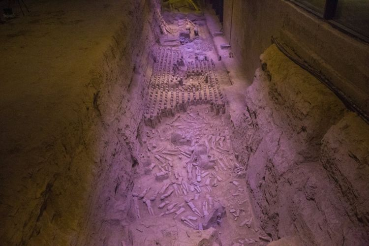 Hanyang Mausoleum Museum3