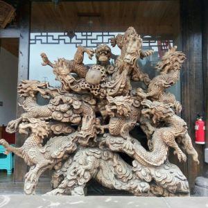 中国红海生态旅游景区旅游景点攻略图