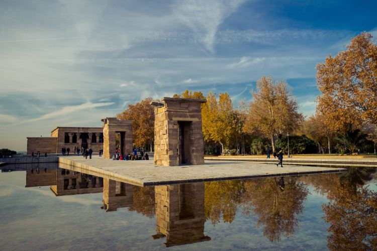 Temple of Debod4