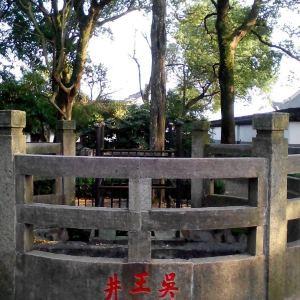 灵岩山寺旅游景点攻略图