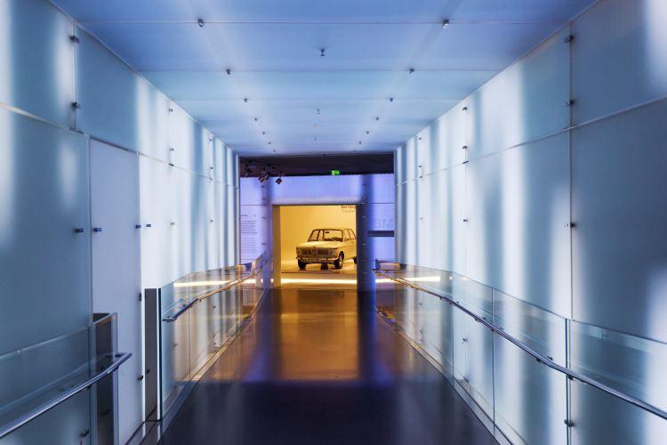 寶馬博物館1