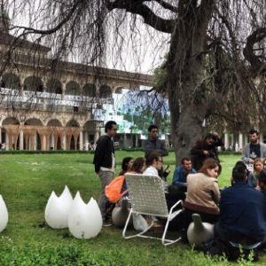 米兰大学旅游景点攻略图