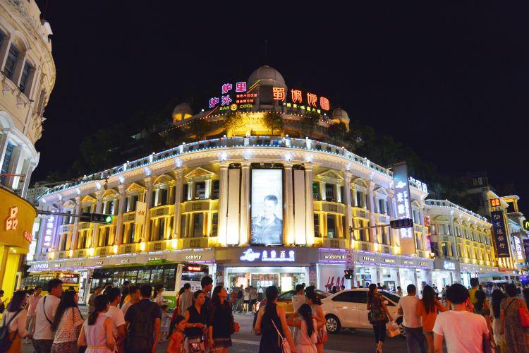 Zhongshan Road Pedestrian Street1