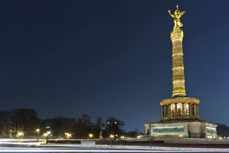 柏林胜利纪念柱 3