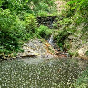 千尺珍珠瀑旅游景点攻略图
