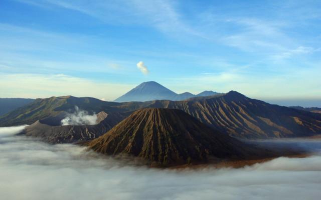 这是哪儿?印尼爪哇